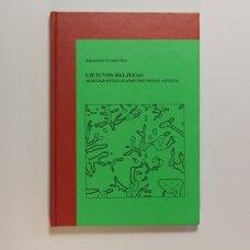 Lietuvos reljefas : morfografiniai ir morfometriniai aspektai