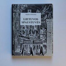 Lietuvos spaustuvės, 1522–1997