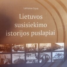 Lietuvos susisiekimo istorijos puslapiai