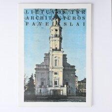 Lietuvos TSR architektūros paveikslai