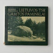 Lietuvos TSR gamtos paminklai