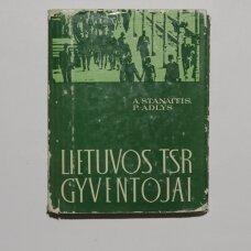 Lietuvos TSR gyventojai