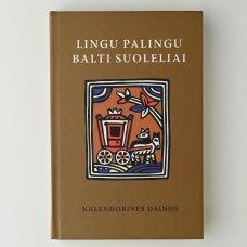 Lingu palingu balti suoleliai [Natos] : kalendorinės dainos