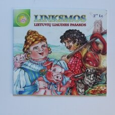 Linksmos lietuvių liaudies pasakos