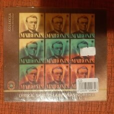 Maironis. Lyrika (CD)