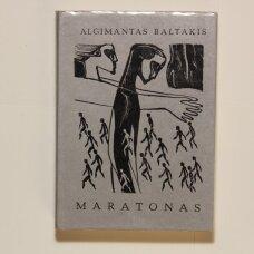 Maratonas : lyrikos rinktinė, 1965–1979