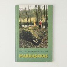 Mardasavas : Dzūkijos nacionalinis parkas
