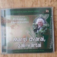 Margi dvarai, žali vartai CD