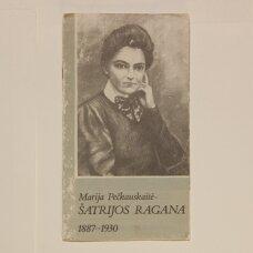Marija Pečkauskaitė-Šatrijos Ragana