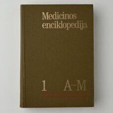 Medicinos enciklopedija T. 1