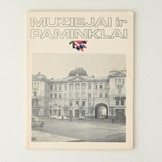 Muziejai ir paminklai Kn. 1