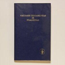 Naujasis Testamentas ir psalmynas