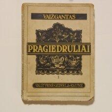 Pragiedruliai, T. 1