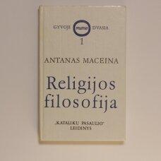 Religijos filosofija D. I