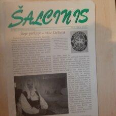 Šalcinis 2009, Nr. 72