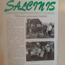Šalcinis 2010, Nr. 74