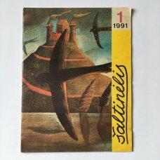 Šaltinėlis, 1991 m., Nr. 1