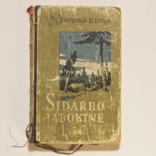 Sidabro tabokinė