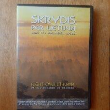 Skrydis per Lietuvą arba 510 sekundžių tylos DVD
