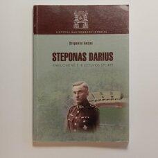Steponas Darius kariuomenėje ir Lietuvos sporte