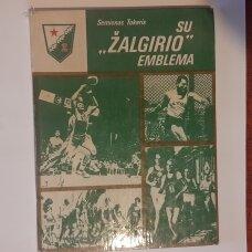 """Su """"Žalgirio"""" emblema"""