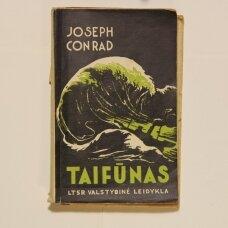 Taifūnas: jūrinis romanas
