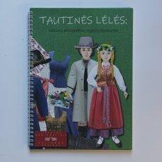 Tautinės lėlės : Lietuvos etnografinių regionų kostiumai