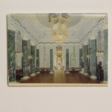 The Pavlovsk palace museum. Interrior decoration