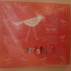 Tramtatulis  2015 2 CD