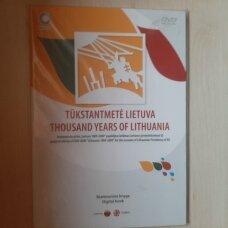 Tūkstantmetė Lietuva DVD