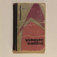 Vampyrų maištas