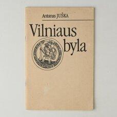 Vilniaus byla. D. 1 : 1323-1905