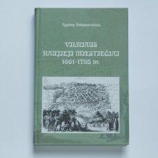 Vilniaus naujieji miestiečiai 1661-1795 m.