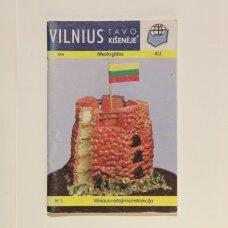 Vilnius tavo kišenėje : miesto gidas