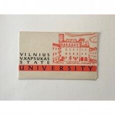 Vilnius V. Kapsukas state university
