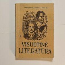 Visuotinė literatūra. D. 2