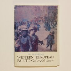 Western European painting of the 20 th century