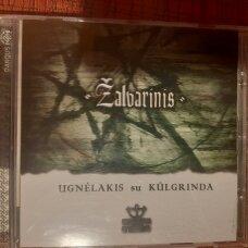 Žalvarinis CD