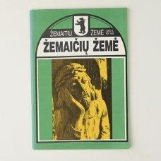 Žemaičių žemė 1995, Nr. 4(9)